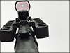 Dagger Defense DD119 Enlarged View Red/Green Dot Reflex Sight Optic