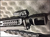Hi-Tech's Kel-Tec KSG-25 Billet Mini Side Angle Rail