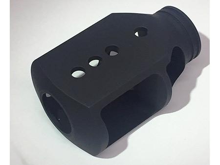 hitechcc Hi-Tech Howitzer70 KSG Muzzle Brake Combo Pack (Nut Remover